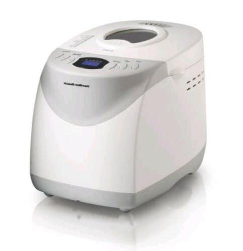 homebaker 2 pound automatic breadmaker with gluten