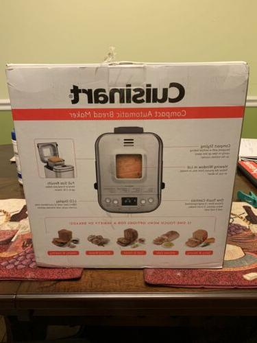 IN Cuisinart Compact Automatic FAST FREE