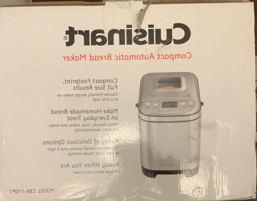 IN HAND Cuisinart CBK-110P1 Compact FAST SHIPPING
