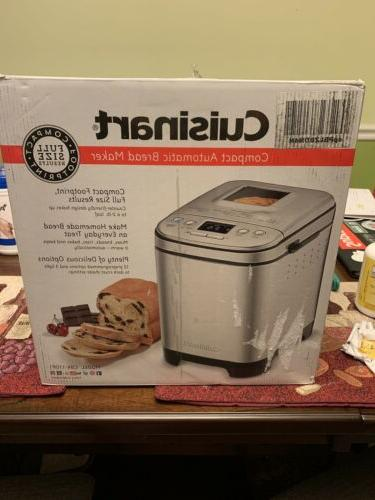 in hand cbk 110p1 compact automatic bread