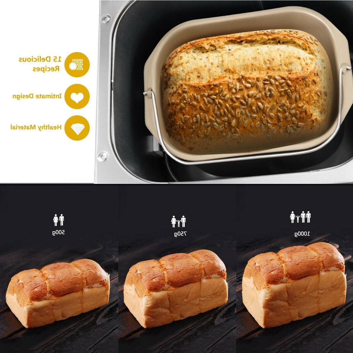Maquina automatica hacer pan de inoxidable para pan
