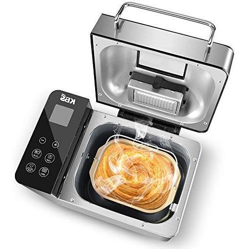 KBS Automatic 2LB Bread Dispenser Control, 3 Crust 2-Exclusive