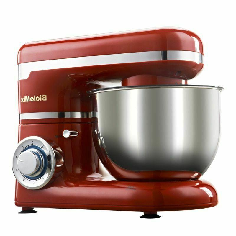 Mixer Bowl 4L Stainless Steel Speed Egg Mixer