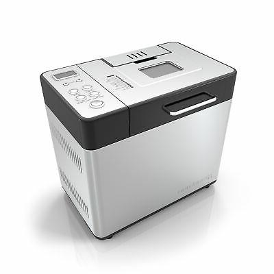 new 2 lb professional bread maker stainless