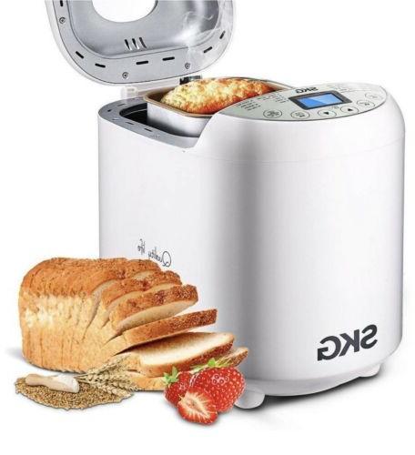 🔥 SKG Bread 2LB Beginner Programmable Maker