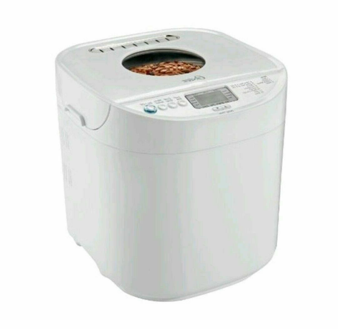 new bread maker machine expressbake 2 pound