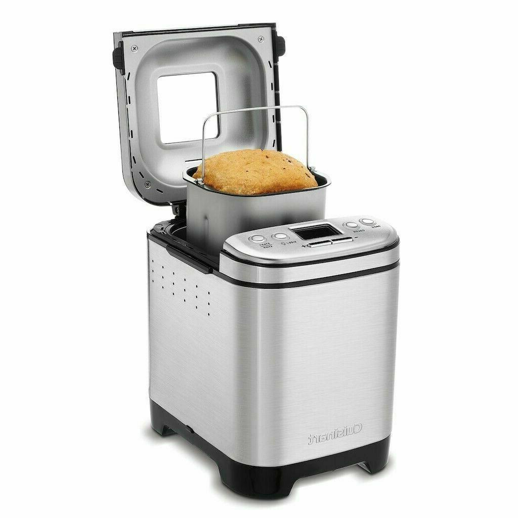 NEW Compact 2 Pound Automatic Bread Maker Machine CBK-110