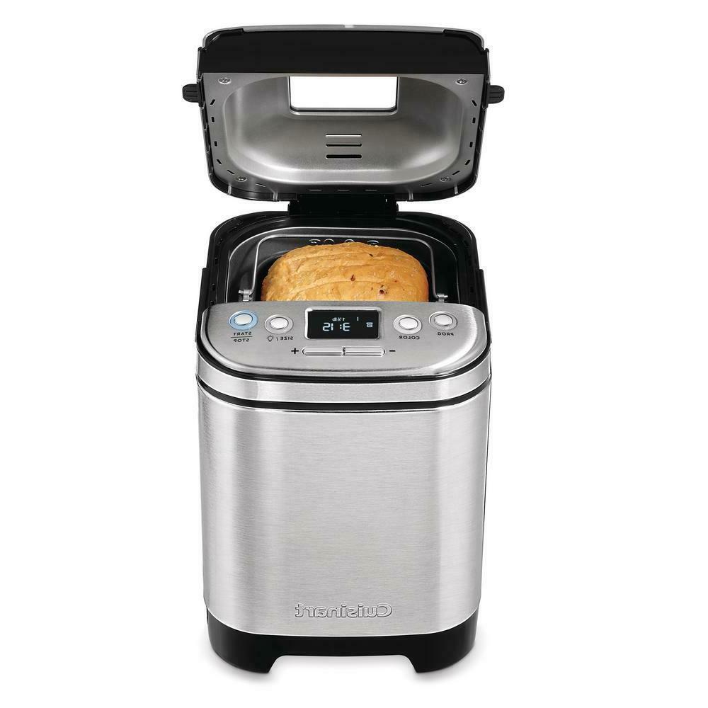 NEW Cuisinart Stainless Bread CBK-110 Bread