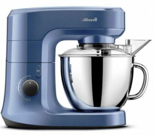 new the scraper beater bench mixer blueberry