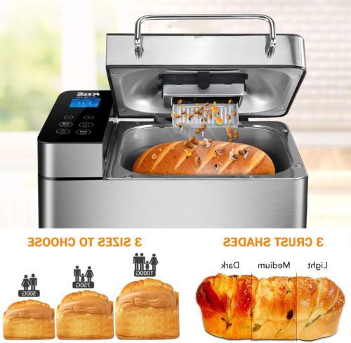 Pro Machine Automatic Digital Touch Steel 2LB
