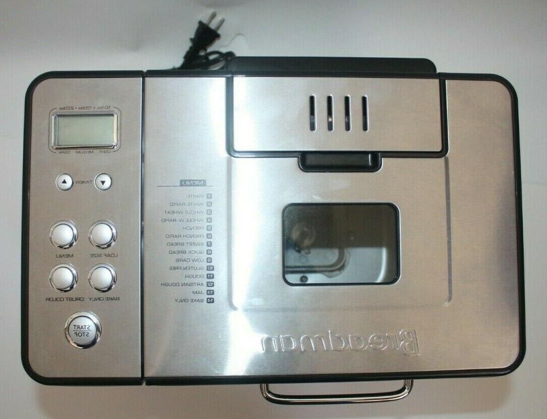 BREADMAN BREAD MACHINE BK1050S