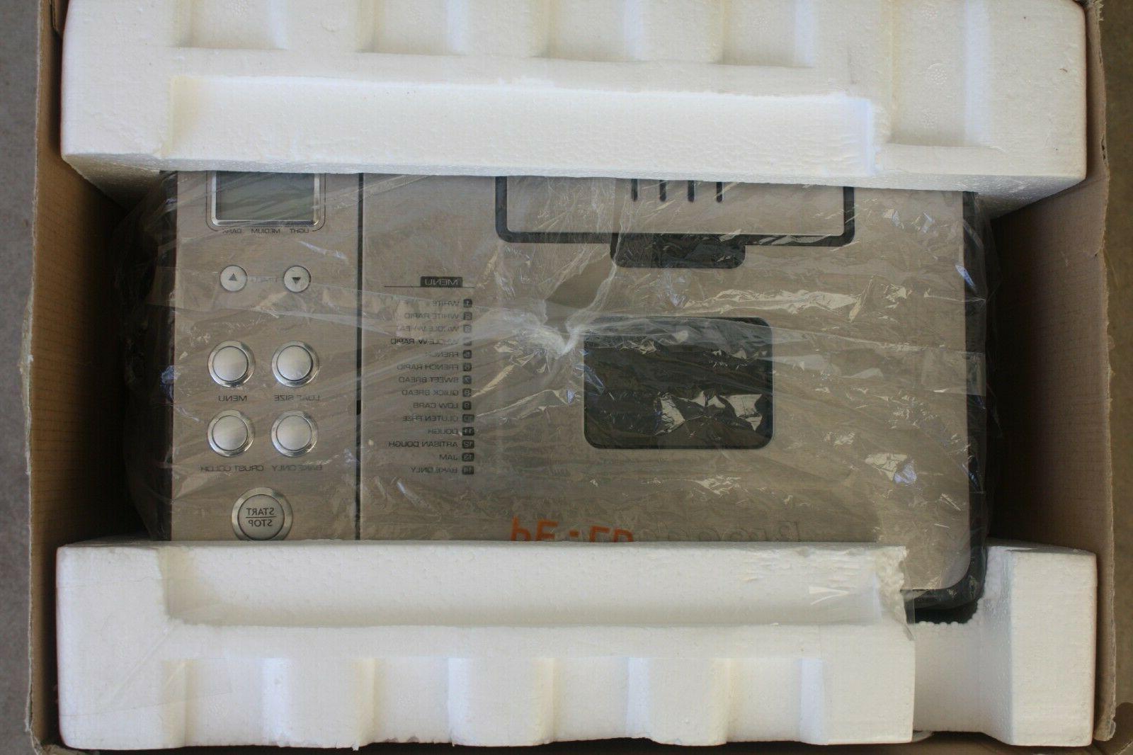 BREADMAN PROFESSIONAL BREAD MAKER MACHINE