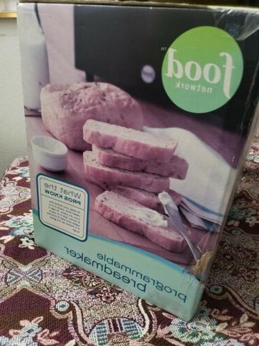 FOOD PROGRAMMABLE MAKER MACHINE BRAND NIB