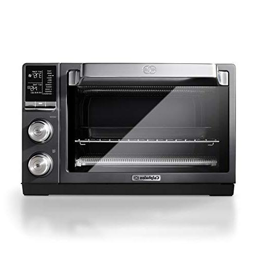 quartz heat countertop toaster oven
