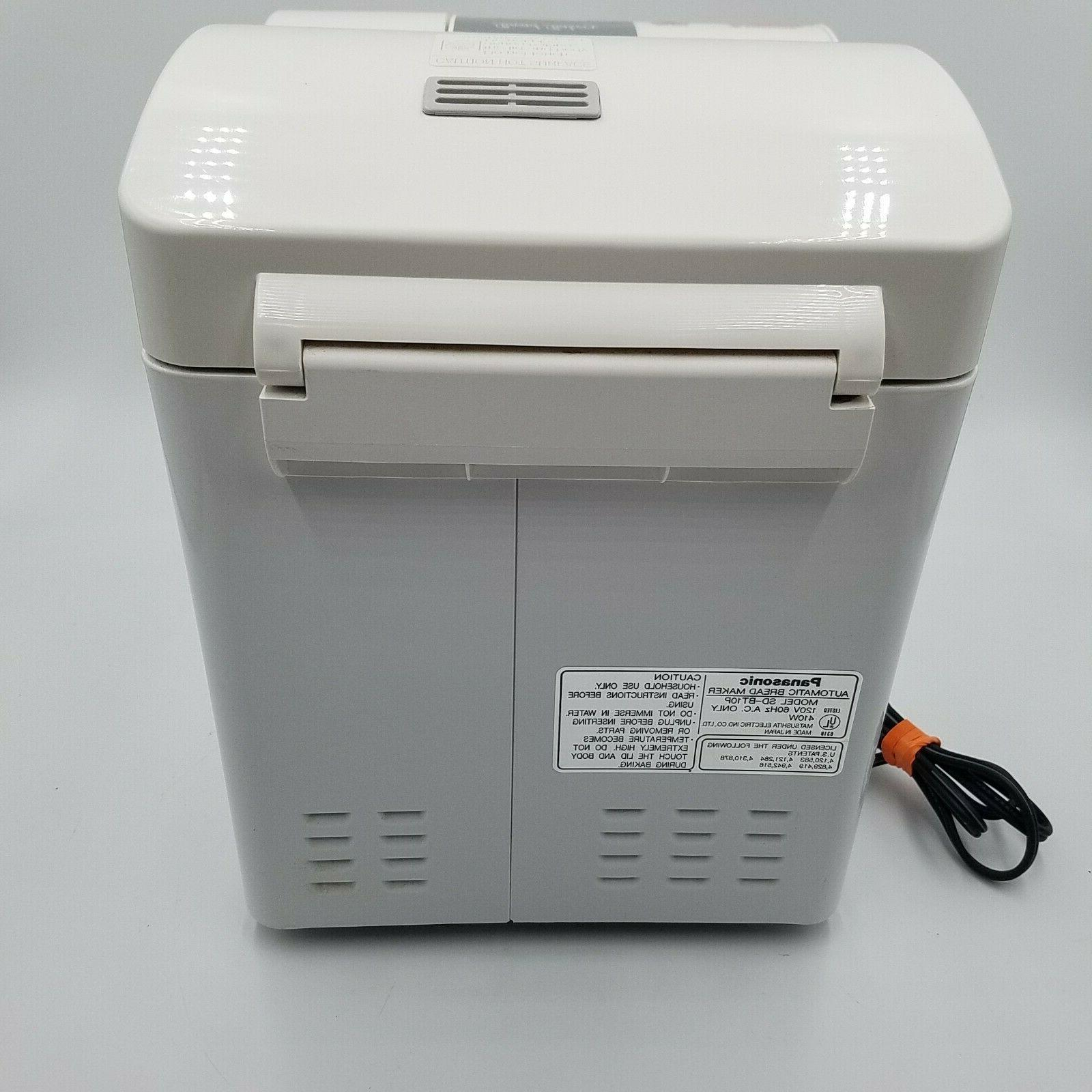 Panasonic SD-BT10P 1 lb Japan Machine