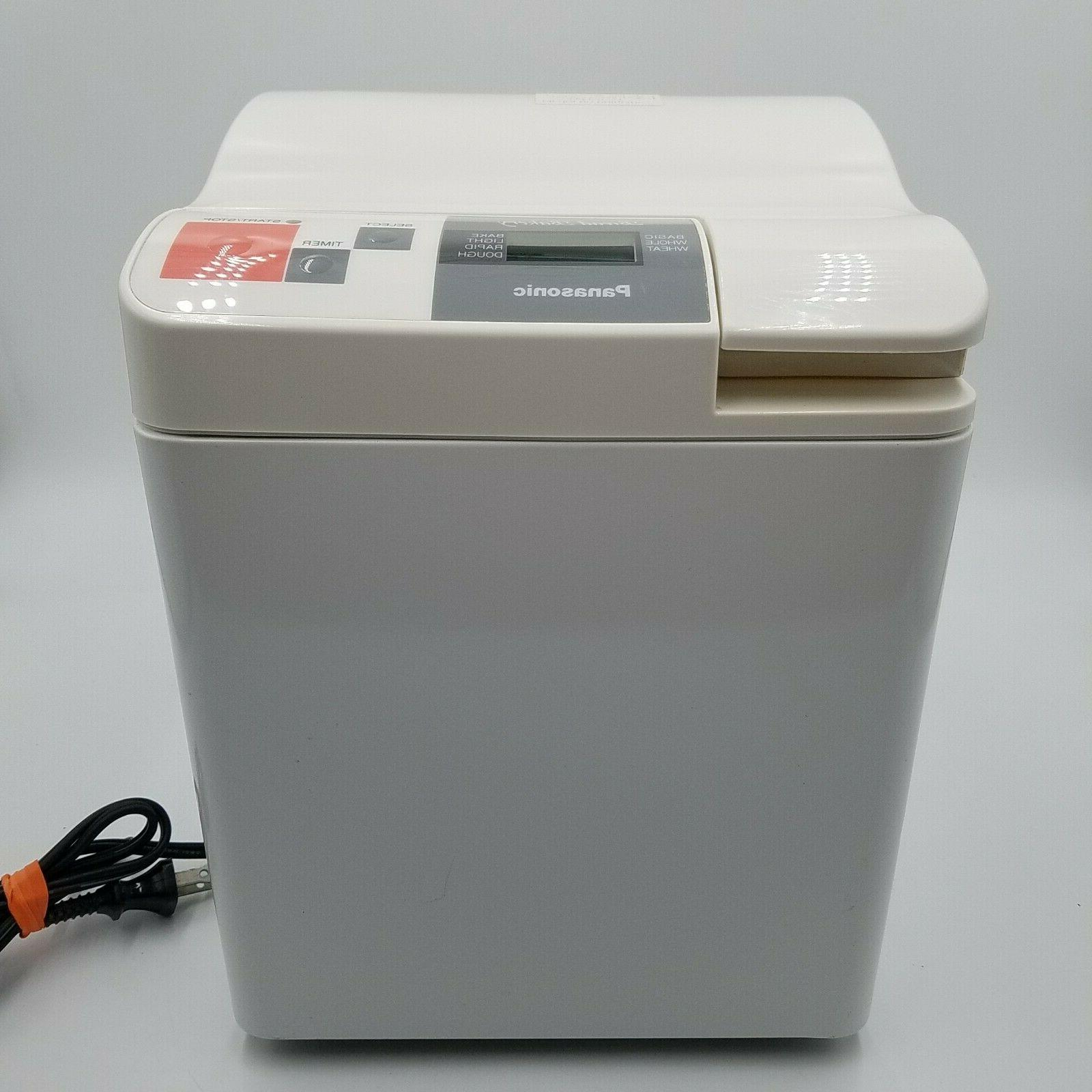 sd bt10p breadmaker 1 lb works japan