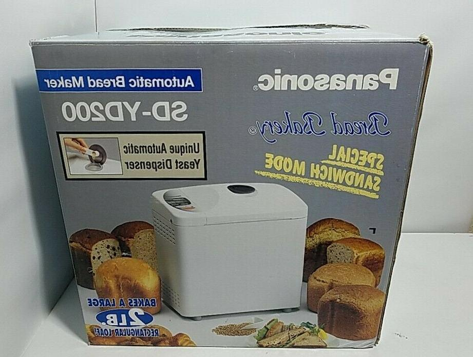 Panasonic SD-YD200 Bread A111