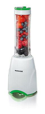 Severin Sm 3735 Smoothie Mix And Go, 300 W, White/green. Shi