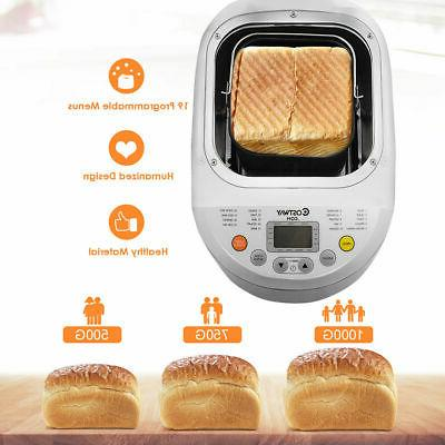 Electric Bread Machine Programmable Home