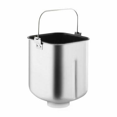 Stainless 2LB 550W Electric Bread Programmable Home Kitchen