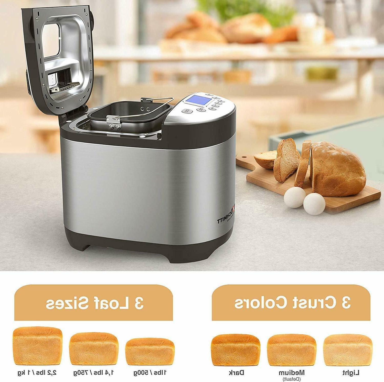 Pohl+Schmitt Steel Machine, Programmable Bread