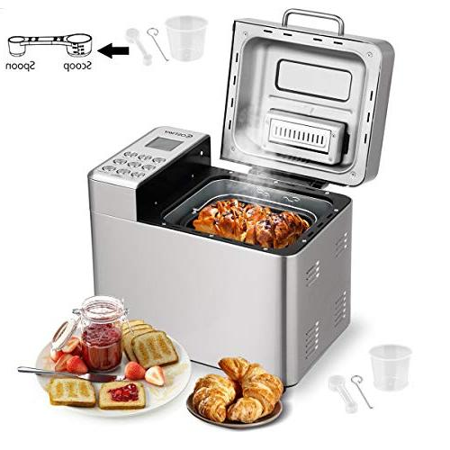 Stainless Steel - Maker with Hours Timer, Hour Keep Warm