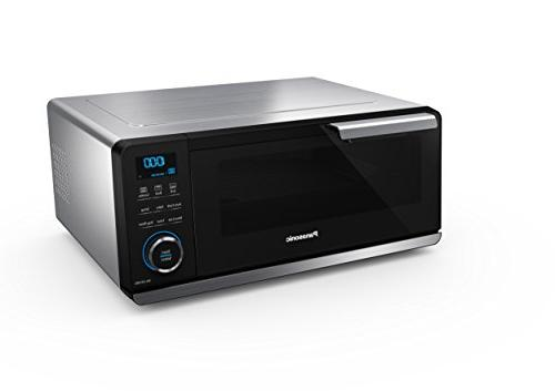 Panasonic Stainless Steel Countertop Induction Oven