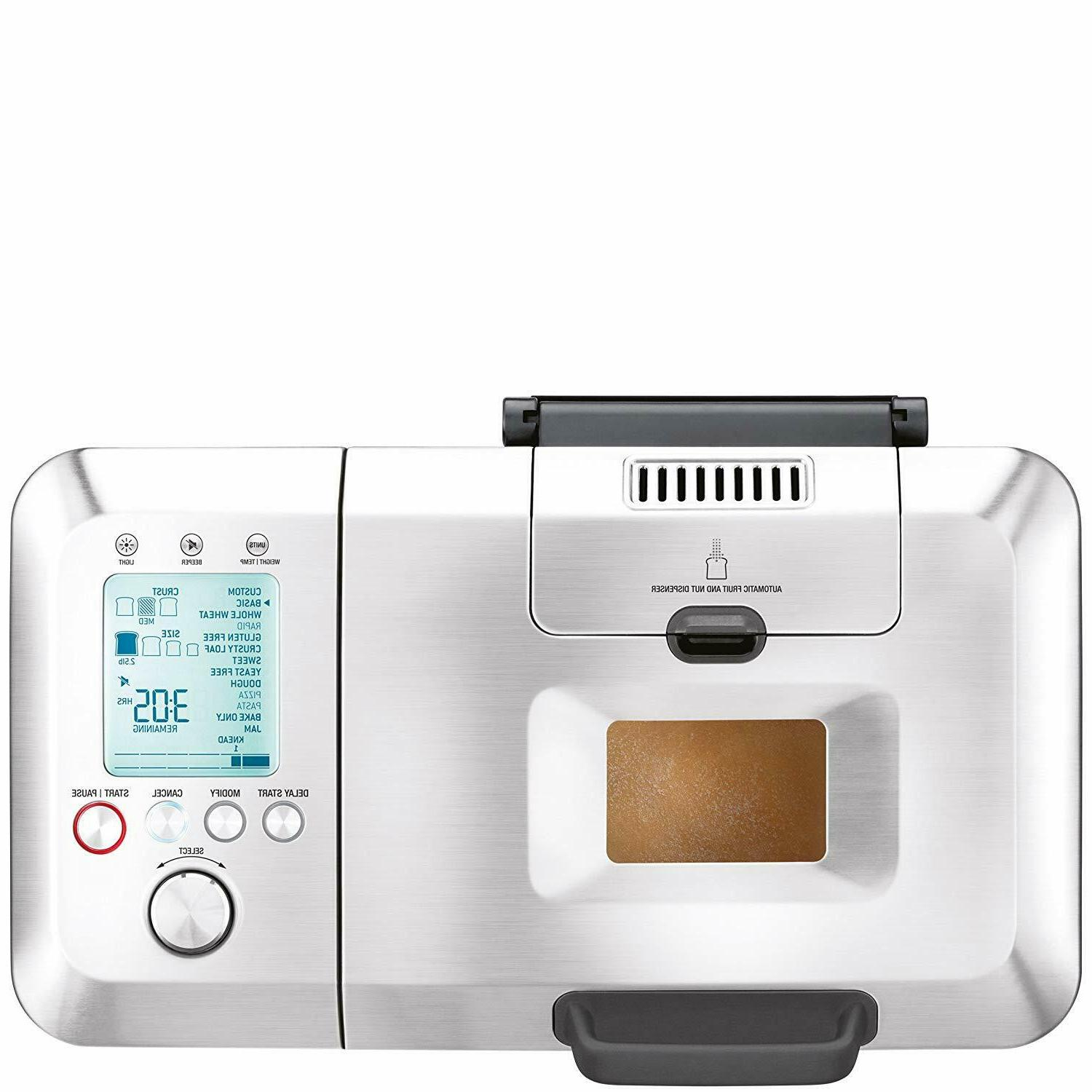 the custom loaf bread maker with automatic