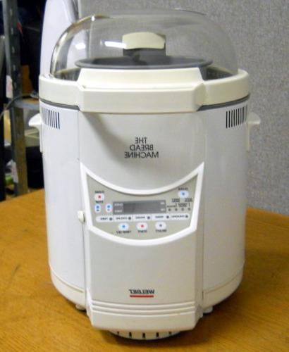 welbilt abm 100 bread machine