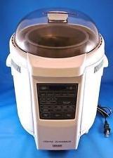 WELBILT Bread Machine ABM-150R Homemade Bakery white round w