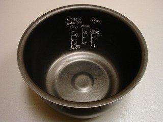 Zojirushi Nonstick Inner Cooking Pan Zojirushi NP-HBC10 / 5-Cup Rice Cooker