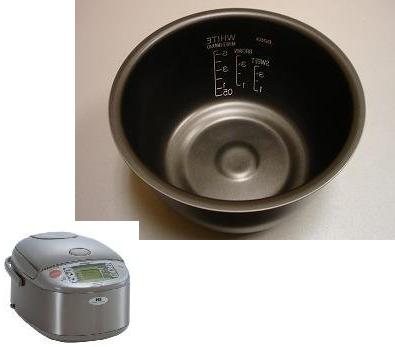 Zojirushi Replacement Nonstick Inner Zojirushi 5-Cup Rice Cooker