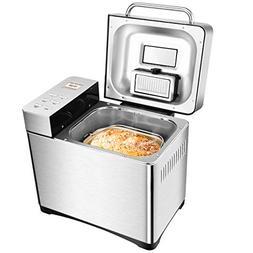 KBS MBF-013 2LB Bread Maker Machine, Premium Version Gluten