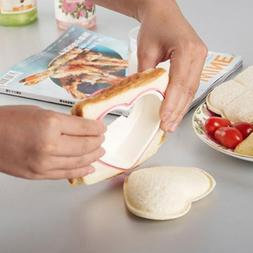 Mould Sandwich - Heart Shaped Sandwich Maker Bread Mould Cut