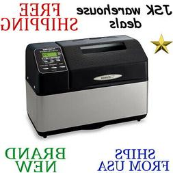 *New* ZOJIRUSHI 17in HOME BAKERY SUPREME BREAD MAKER Auto Sh