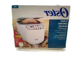 NEW Oster 5838 58 Minute ExpressBake Bread Maker Machine 2lb
