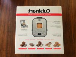 NEW ✅ Cuisinart CBK-110 2 Pound Compact Automatic Bread Ma