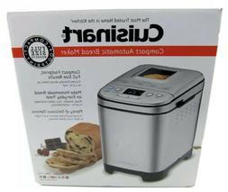 NEW Cuisinart CBK-110 2lb Compact Automatic Bread Maker - FA