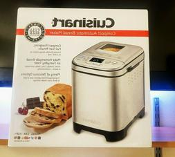 NEW Cuisinart CBK-110 Compact Automatic Bread Maker - SHIPS