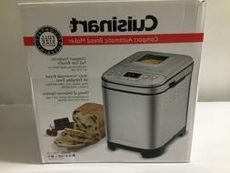 NEW Cuisinart Compact 2 Pound Automatic Bread Maker Machine