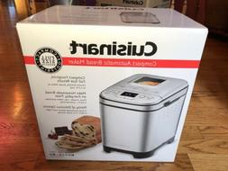 NEW Cuisinart Compact Automatic Bread Maker Up to 2lb Loaf C