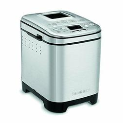 NEW Cuisinart Compact 2 Pound Automatic Bread Maker Machine