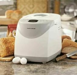 NEW Hamilton Beach 2 lb Digital Bread Maker Model #29881 Fre
