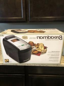 New In Box Breadman BK2000B 2-1/2-Pound Bakery Pro Bread Mak