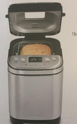 NEW NIB Cuisinart CBK-110 2lb Compact Automatic Bread Maker