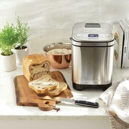 NEW Cuisinart Stainless Steel Bread Machine CBK-110 Automati