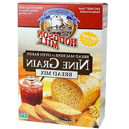 Hodgson Mill Nine Grain Bread Mix 16-Ounce Boxes , Bread Mix