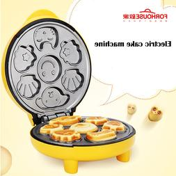 Non-stick <font><b>Pan</b></font> Electric Waffle Maker Panc