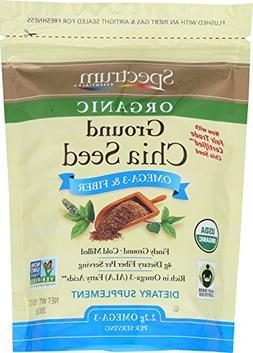 Spectrum Essentials Organic Ground Chia Seed Omega-3 & Fiber