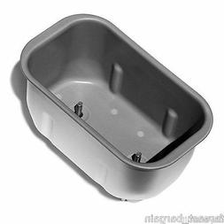 Zojirushi Original Replacement Baking Pan For Bread Machine,